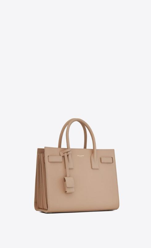 유럽직배송 입생로랑 SAINT LAURENT classic sac de jour baby in grained leather 421863B681J2721