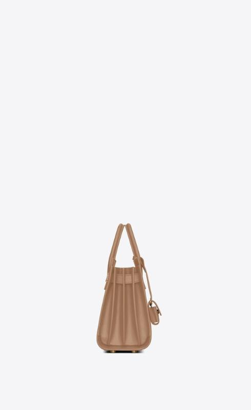 유럽직배송 입생로랑 SAINT LAURENT classic sac de jour nano in smooth leather 39203502G9W2721