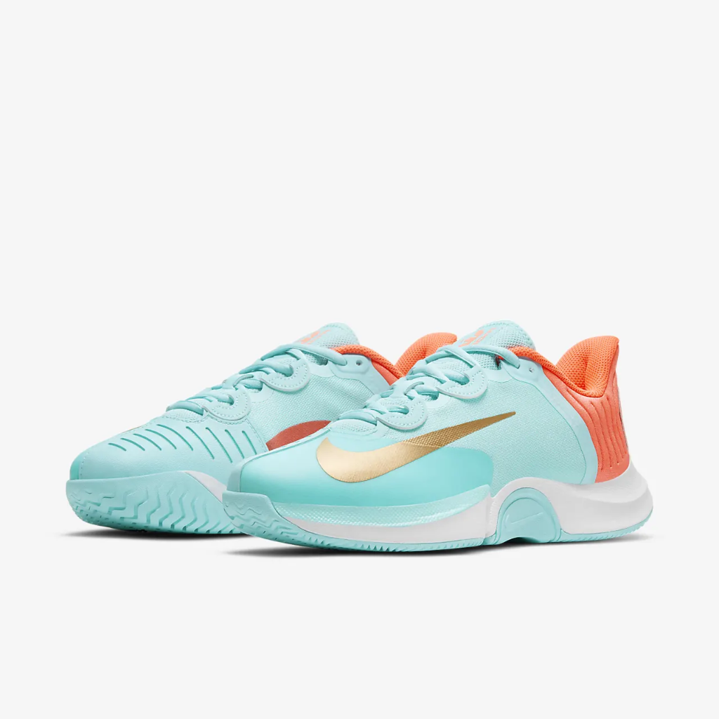 유럽직배송 나이키 NIKE NikeCourt Air Zoom GP Turbo Women's Hard Court Tennis Shoe CK7580-400