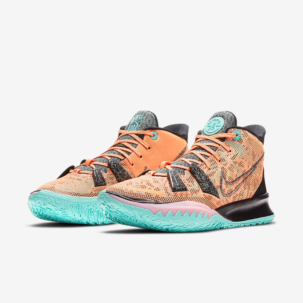 유럽직배송 나이키 NIKE Kyrie 7 'Play for the Future' Basketball Shoe DD1447-800