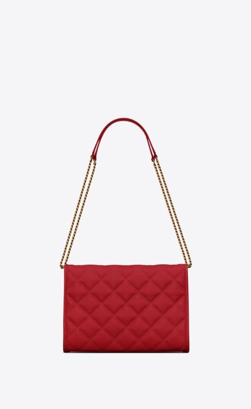 유럽직배송 입생로랑 SAINT LAURENT becky mini chain bag in carré-quilted lambskin 6507691D3196805