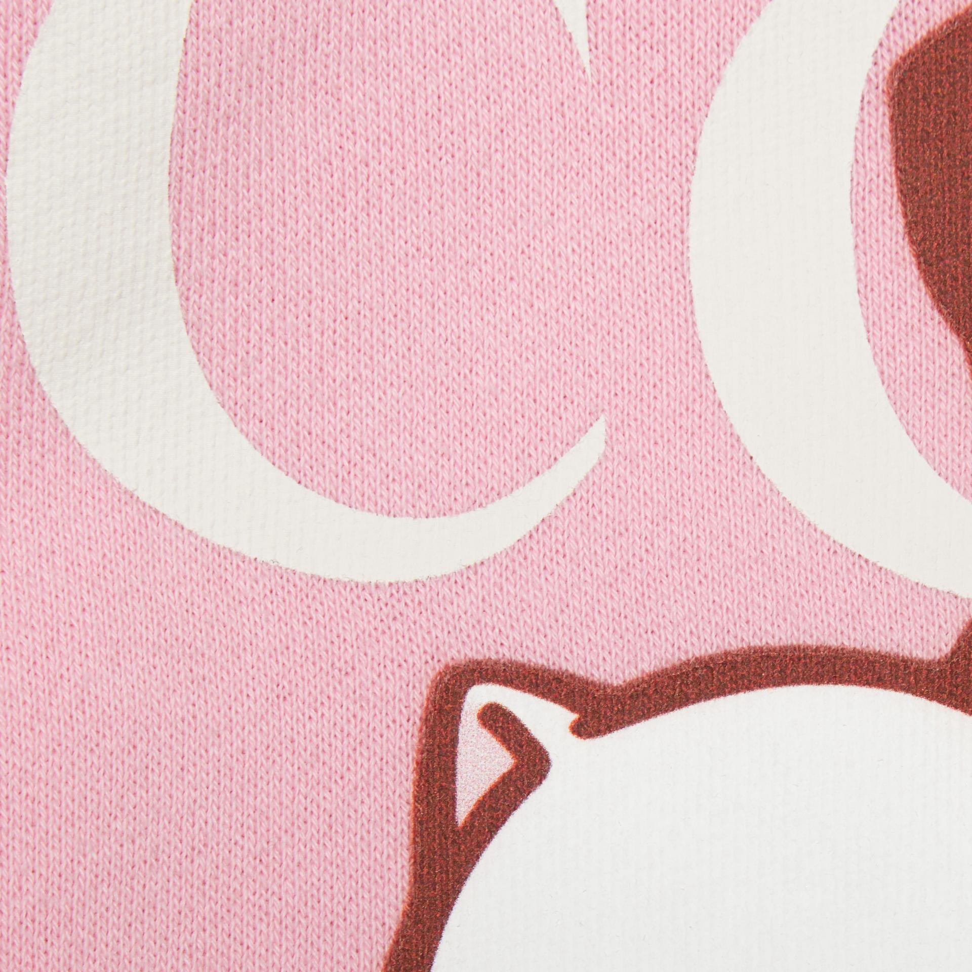유럽직배송 구찌 GUCCI Gucci - Bananya x Gucci hooded sweatshirt 615061XJDL55904
