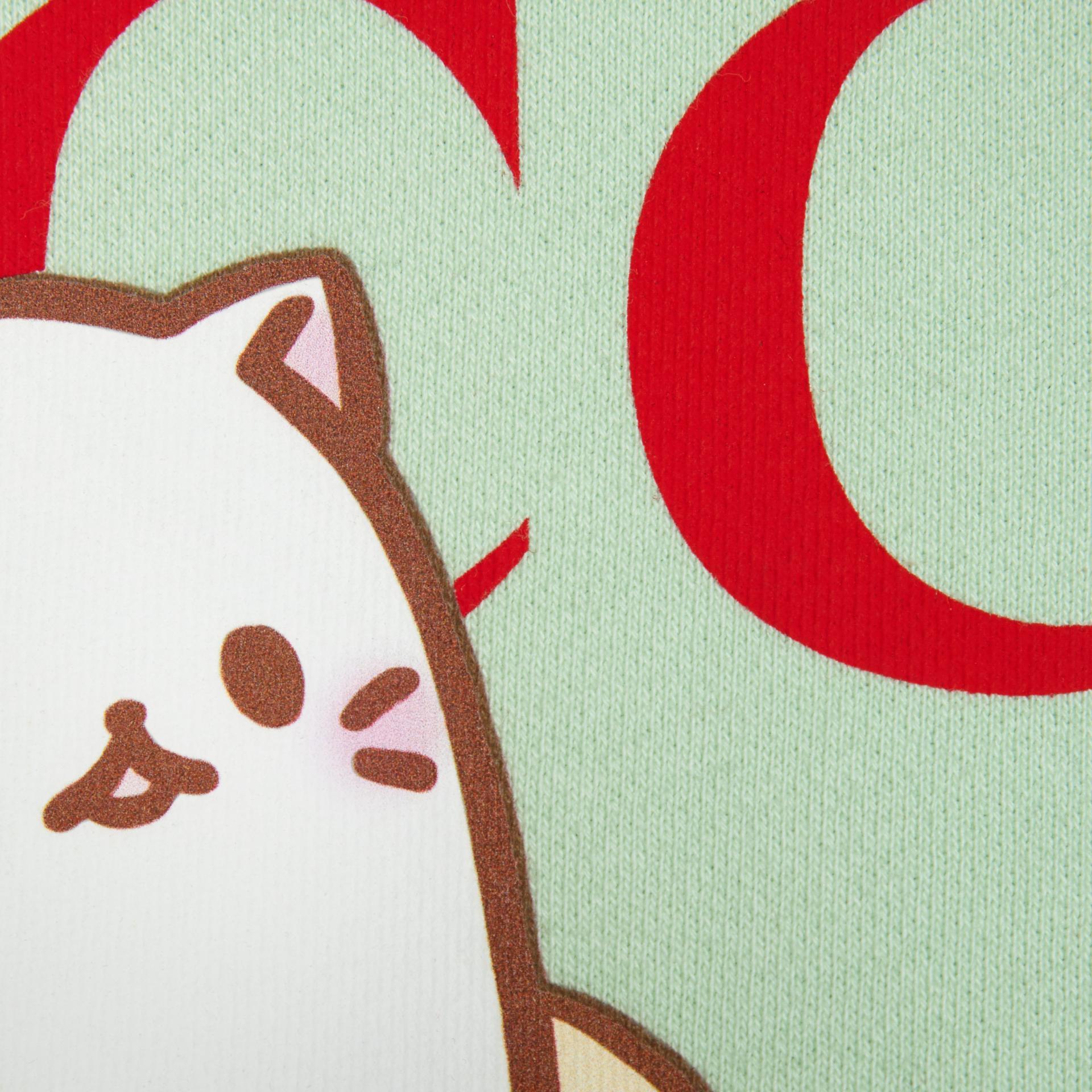 유럽직배송 구찌 GUCCI Gucci - Bananya x Gucci cotton sweatshirt 617964XJDGS3614