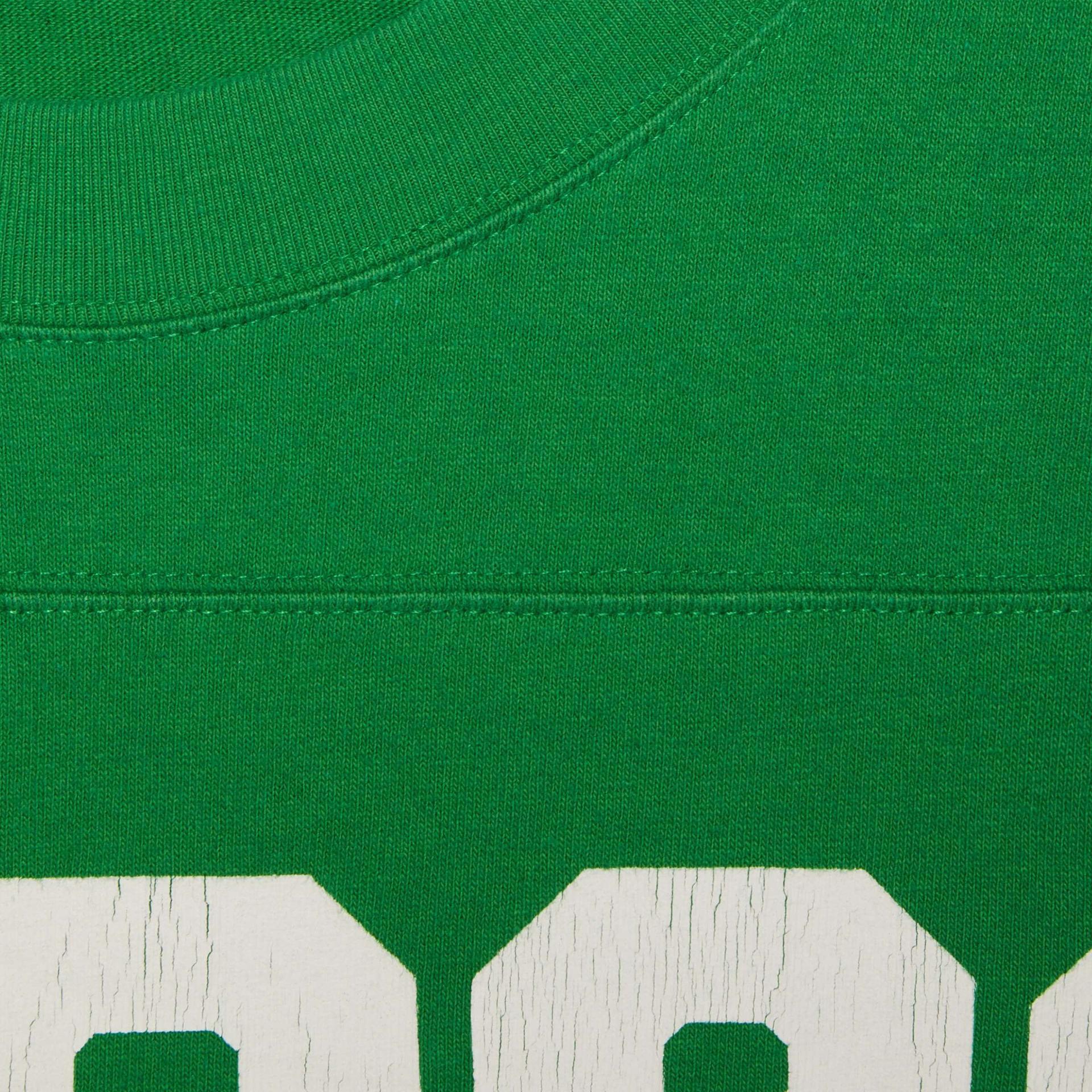 유럽직배송 구찌 GUCCI Gucci - Cropped T-shirt with Gucci 1921 'To Hug a Snake' print 659757XJDHH3521
