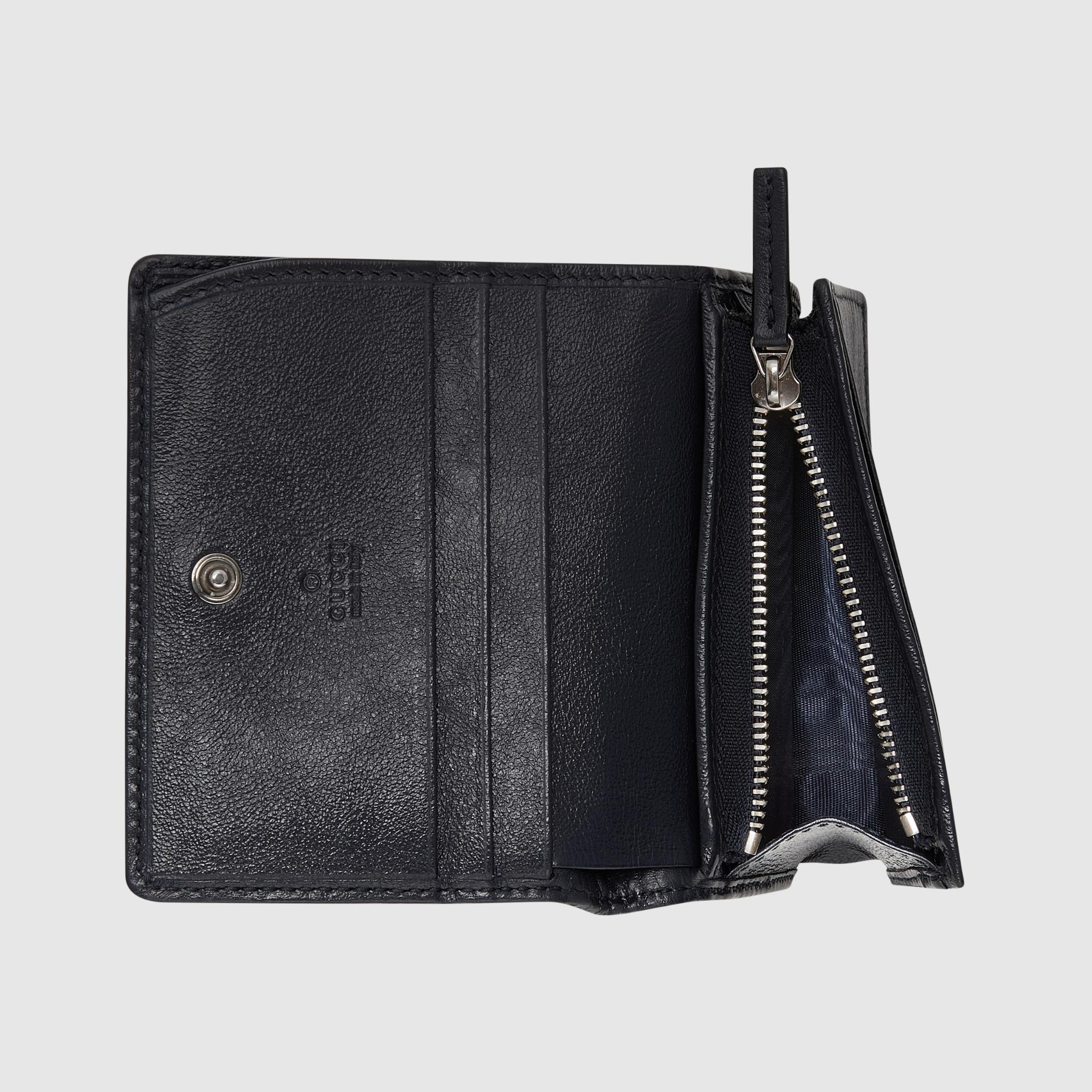 유럽직배송 구찌 GUCCI Gucci GG Marmont Multicolour wallet 4664922UZCN5279