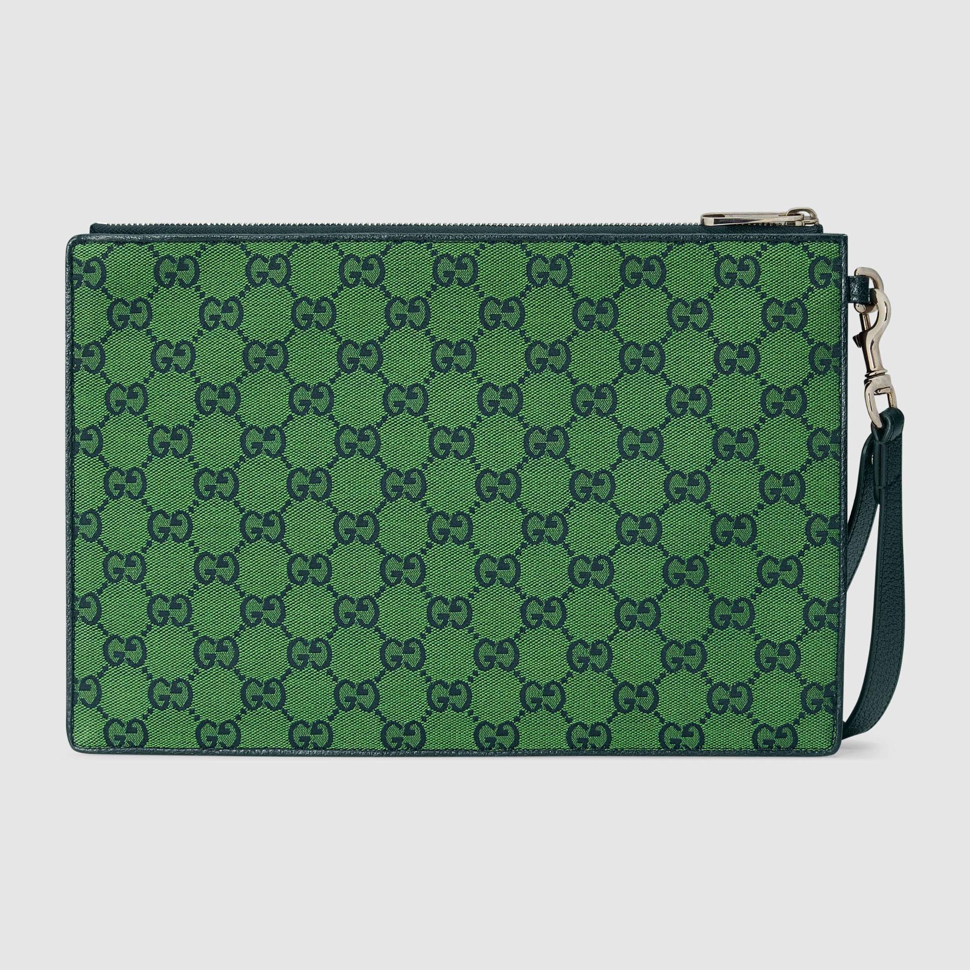 유럽직배송 구찌 GUCCI Gucci GG Multicolour pouch 6575812UZAN3368