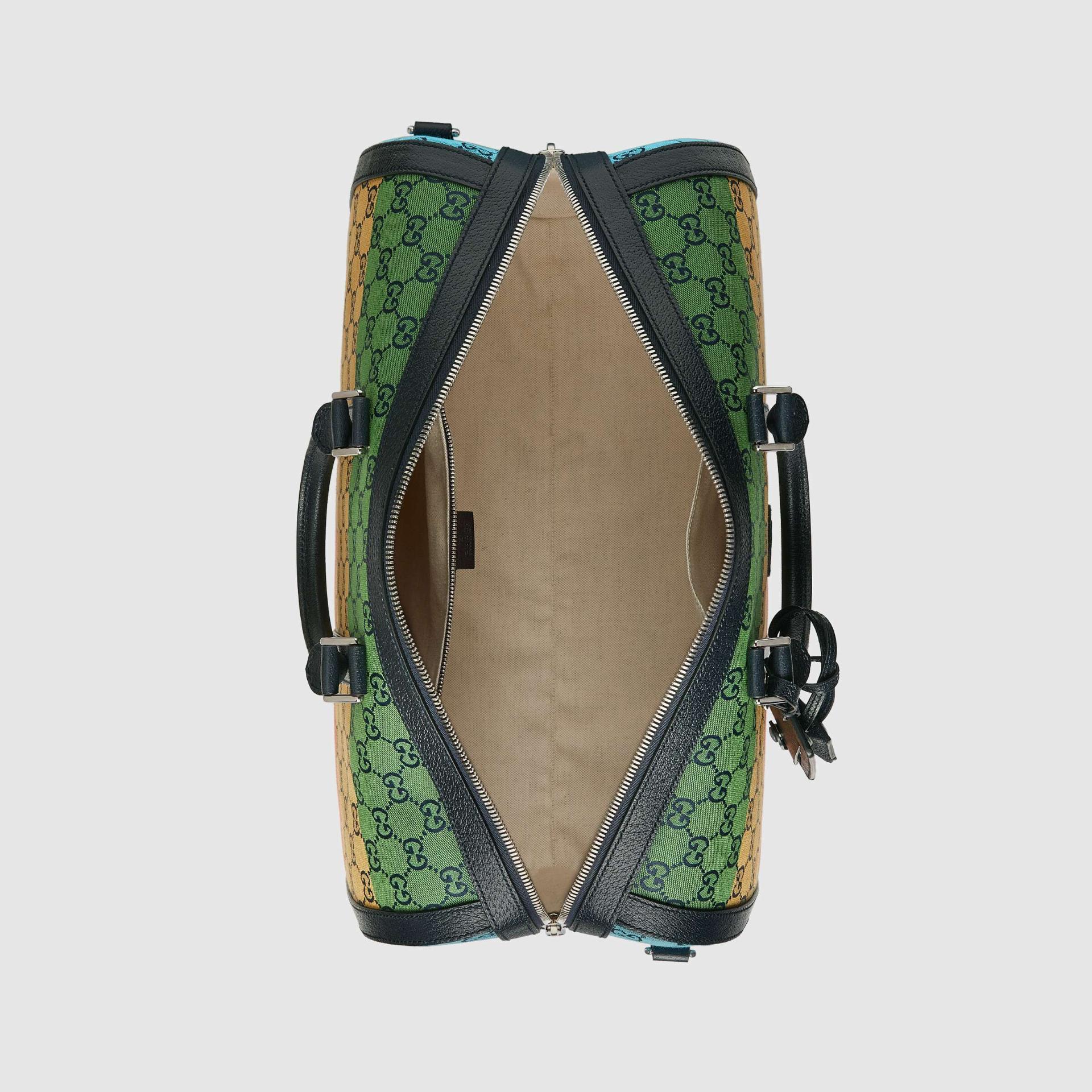 유럽직배송 구찌 GUCCI Gucci GG Multicolour duffle bag 6480852U1AN4198