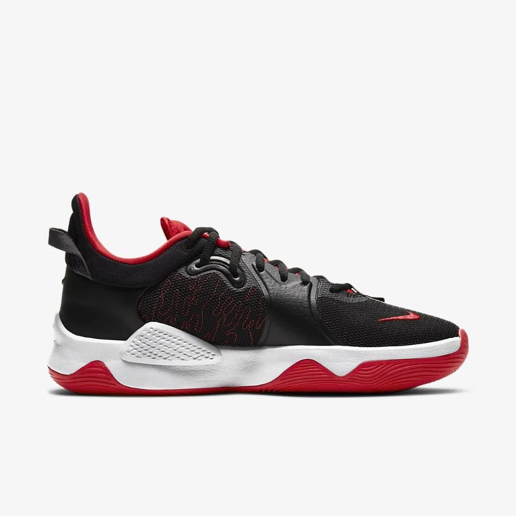 유럽직배송 나이키 NIKE PG 5 Basketball Shoe CW3143-002