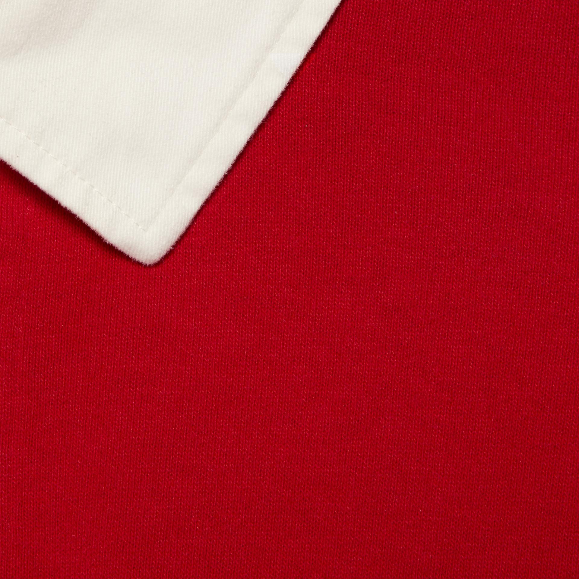 유럽직배송 구찌 GUCCI Gucci Jersey polo sweatshirt with Interlocking G 653379XJDGH6429