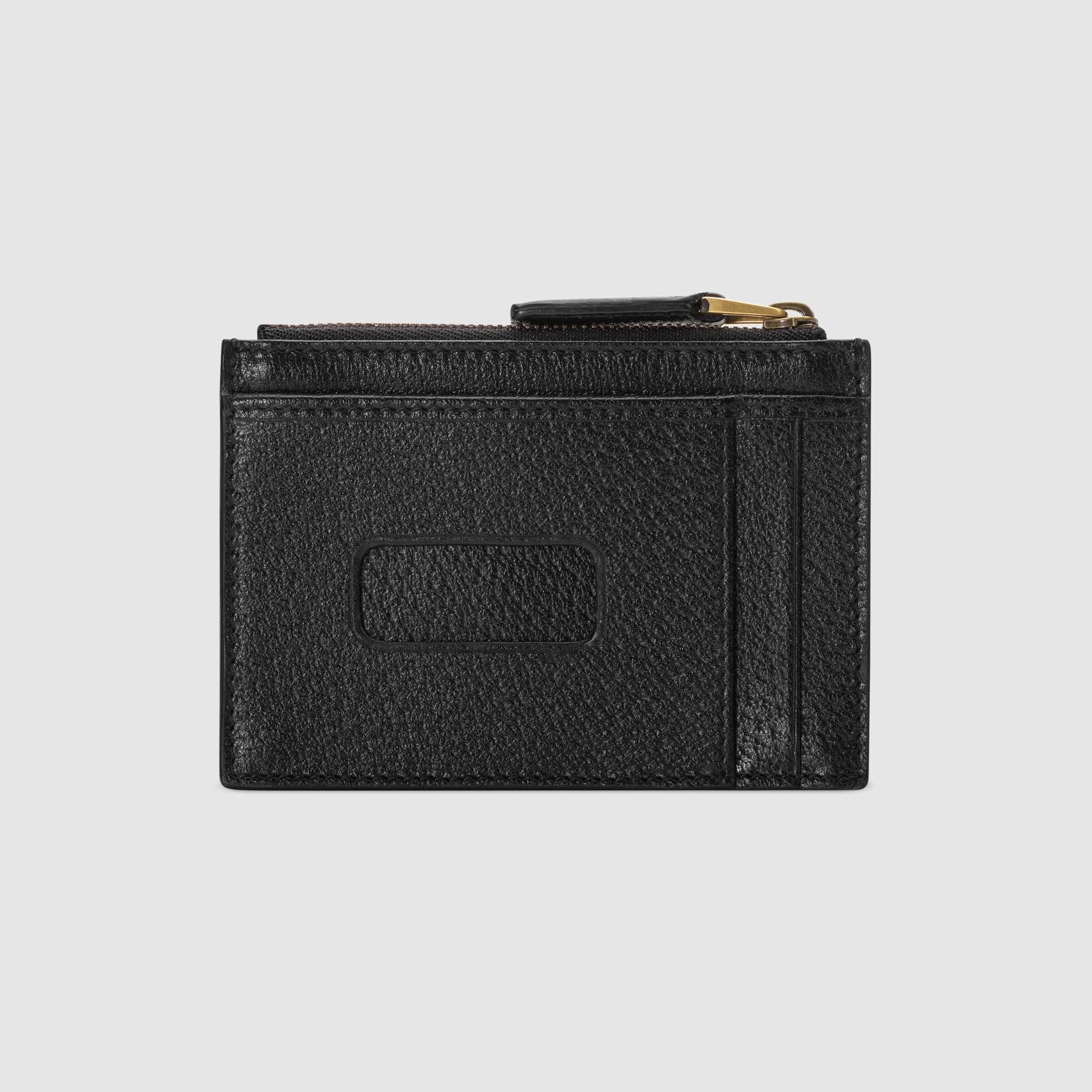 유럽직배송 구찌 GUCCI Gucci GG Marmont card case 657589DJ20T1000