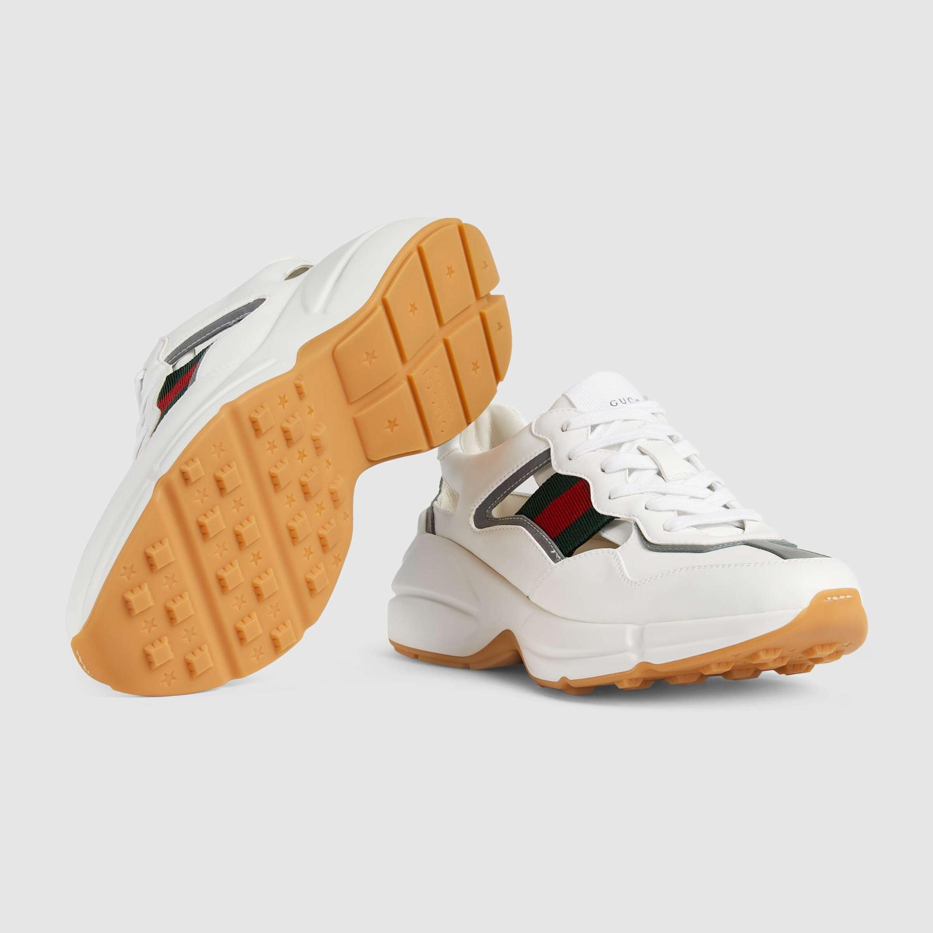 유럽직배송 구찌 GUCCI Gucci Women's Rhyton sneaker 6600612SH609161