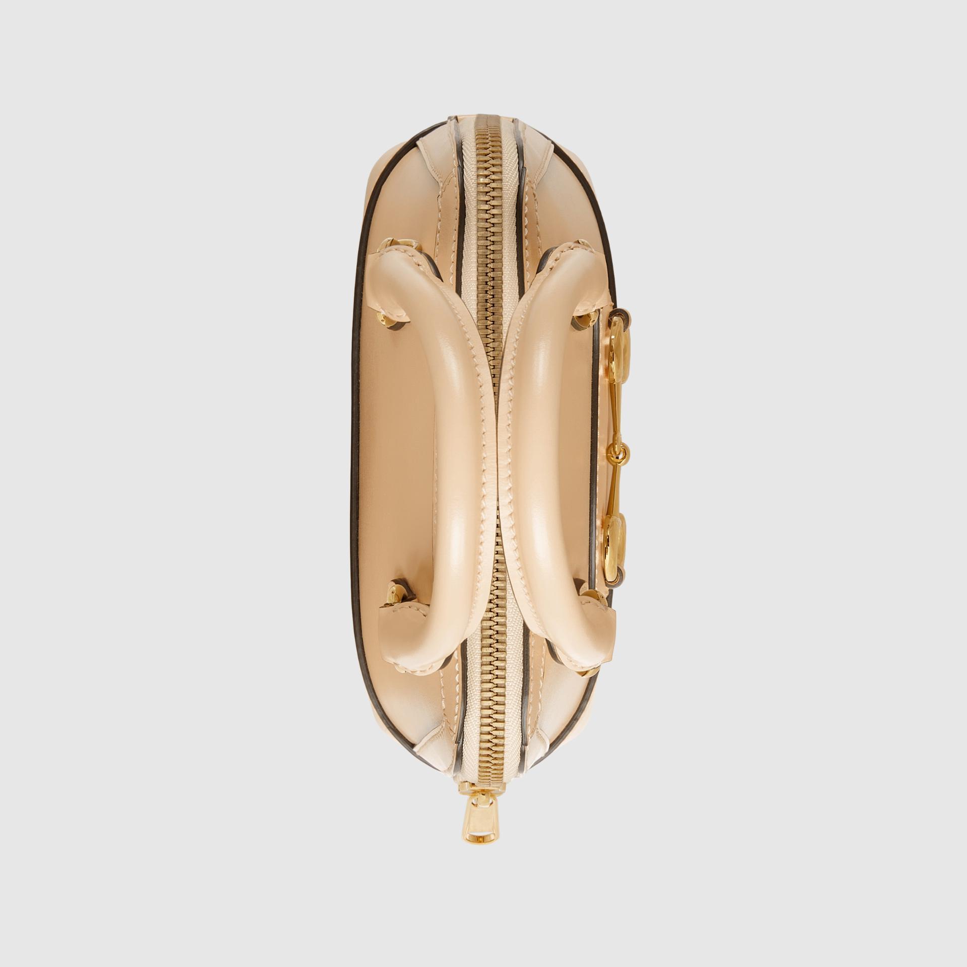 유럽직배송 구찌 GUCCI Gucci - Gucci Horsebit 1955 mini top handle bag 6407160YK0G9830