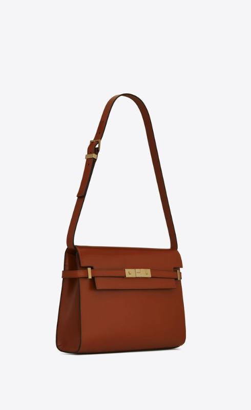 유럽직배송 입생로랑 SAINT LAURENT manhattan shoulder bag in box saint laurent leather 5792710SXPW6362
