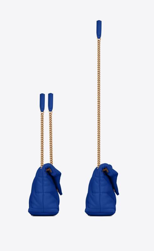 유럽직배송 입생로랑 SAINT LAURENT puffer small bag in quilted lambskin 5774761EL074331
