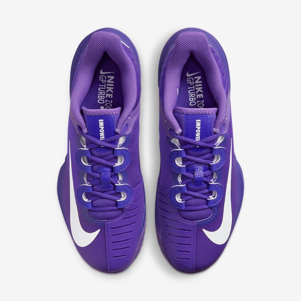 유럽직배송 나이키 NIKE NikeCourt Air Zoom GP Turbo Naomi Osaka Women's Hard Court Tennis Shoe DC9164-524