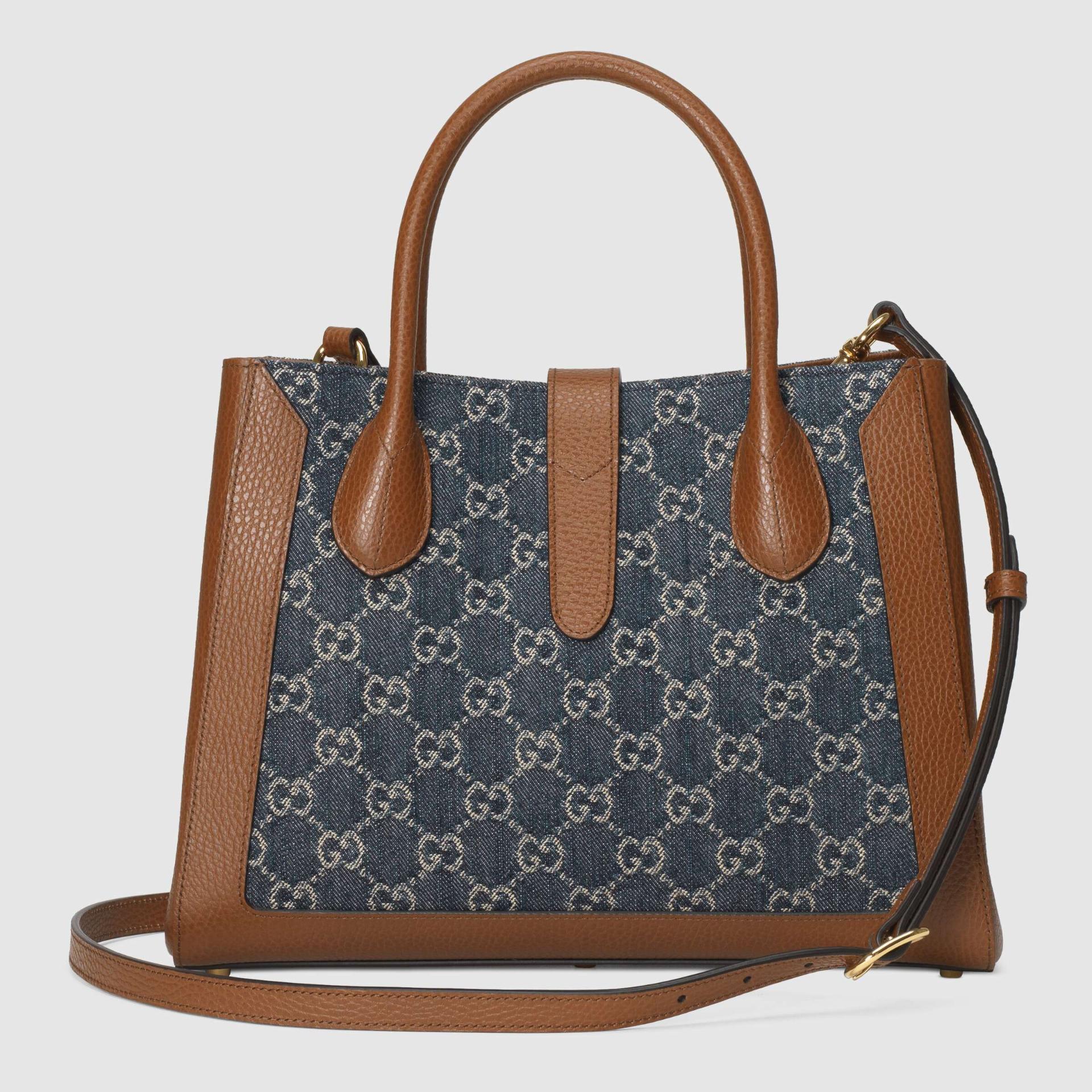 유럽직배송 구찌 GUCCI Gucci Jackie 1961 medium tote bag 6490162KQGG8375