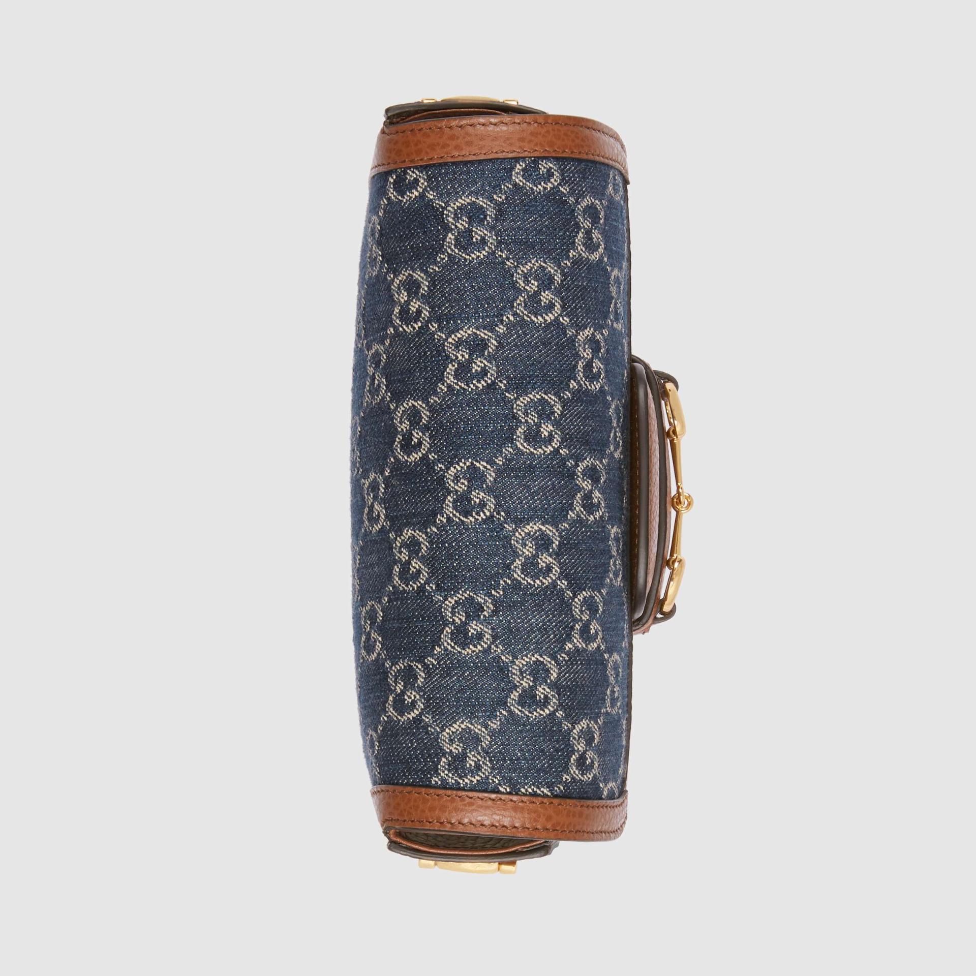 유럽직배송 구찌 GUCCI Gucci - Gucci Horsebit 1955 mini bag 6585742KQPG8391