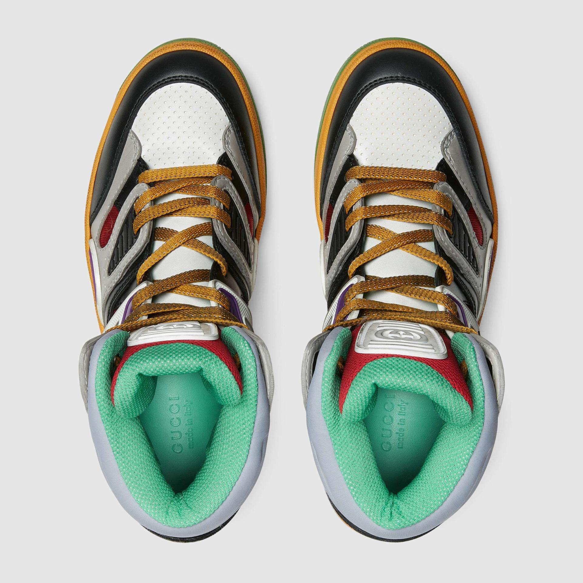 유럽직배송 구찌 GUCCI Gucci - Women's Gucci Basket sneaker 6613122SH901072