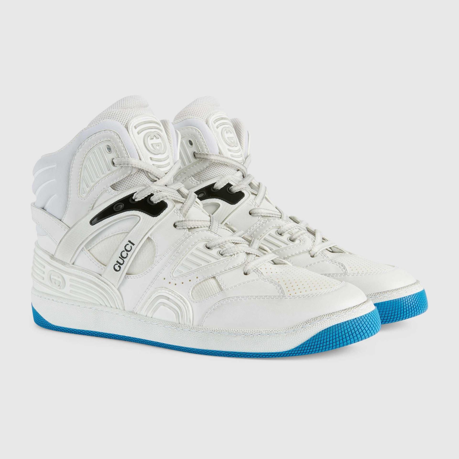 유럽직배송 구찌 GUCCI Gucci - Gucci Basket sneaker with Interlocking G 6613012SHA09014