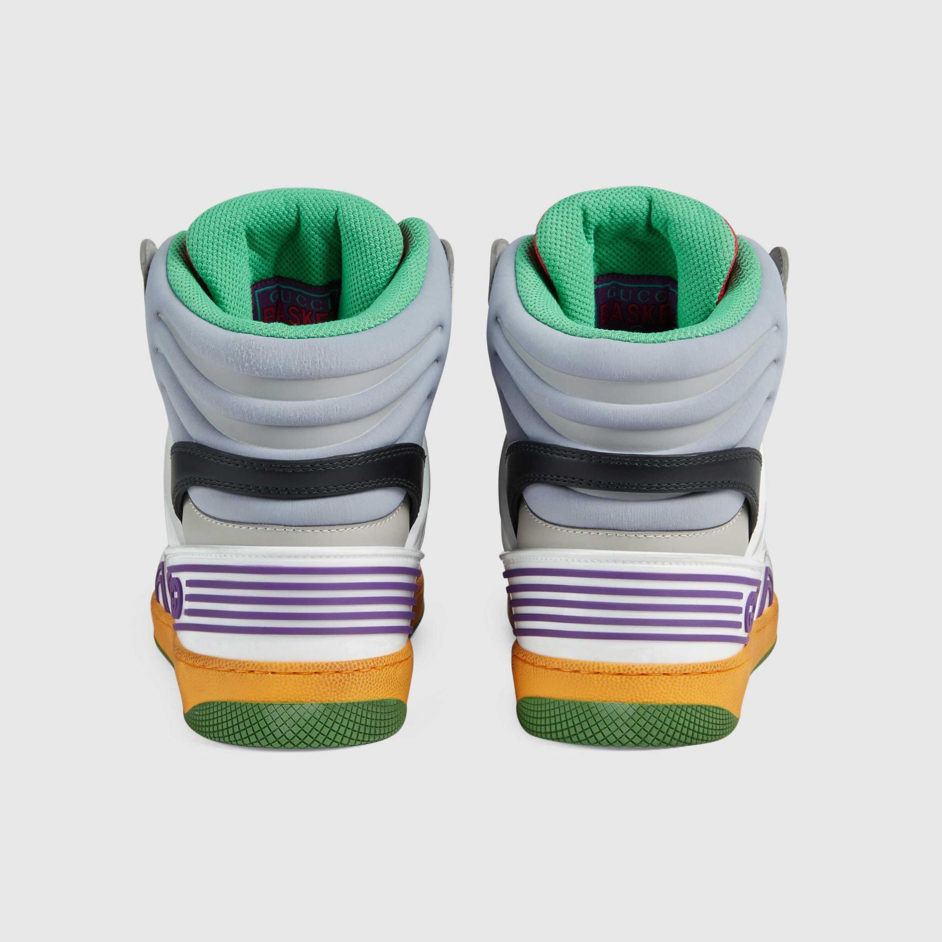 유럽직배송 구찌 GUCCI Gucci - Gucci Basket sneaker with Interlocking G 6613032SH901072