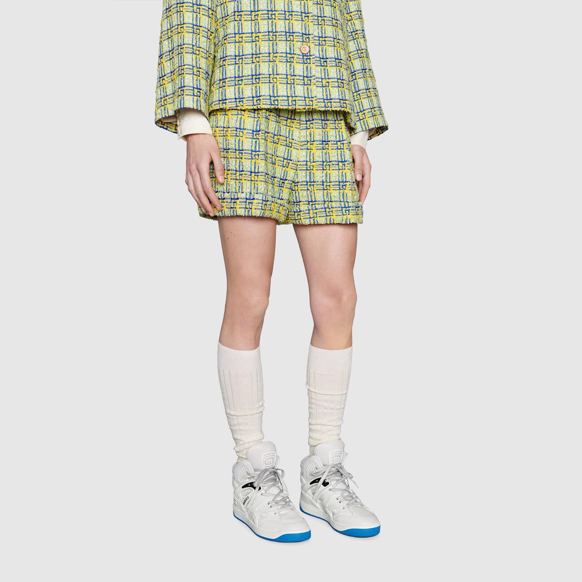 유럽직배송 구찌 GUCCI Gucci - Women's Gucci Basket sneaker 6613102SHA09014