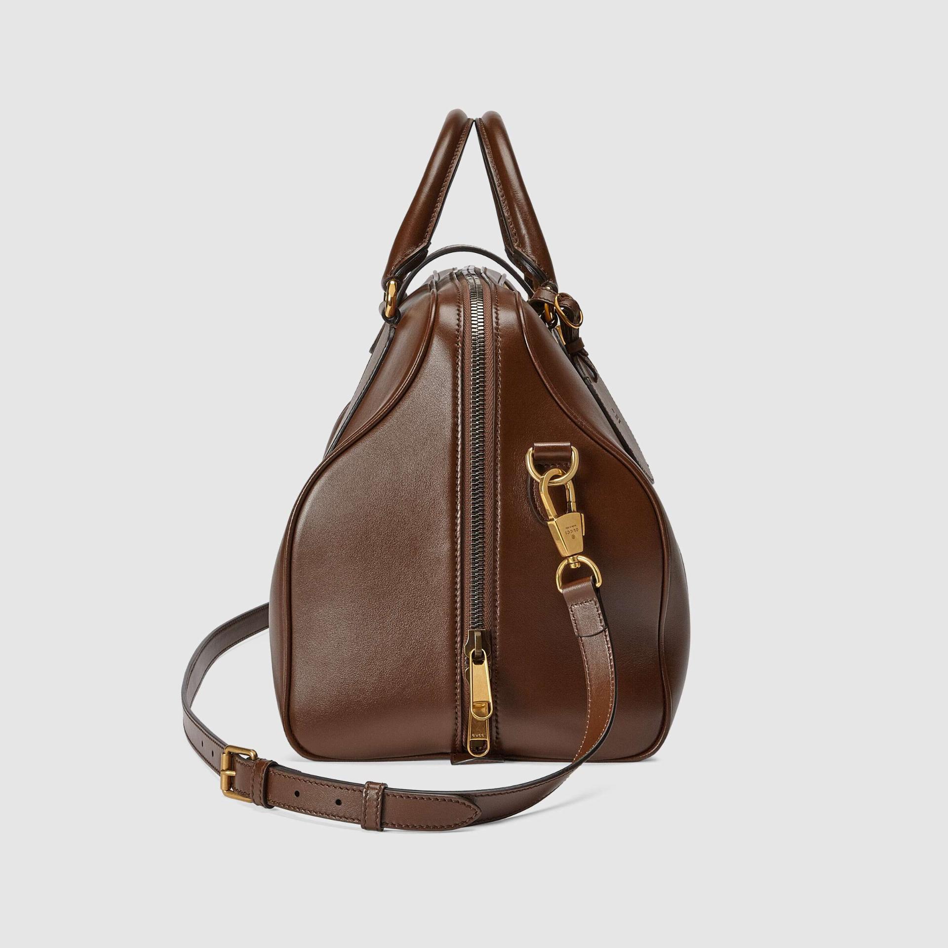 유럽직배송 구찌 GUCCI Gucci GG Marmont leather duffle bag 655615UB5FT9789