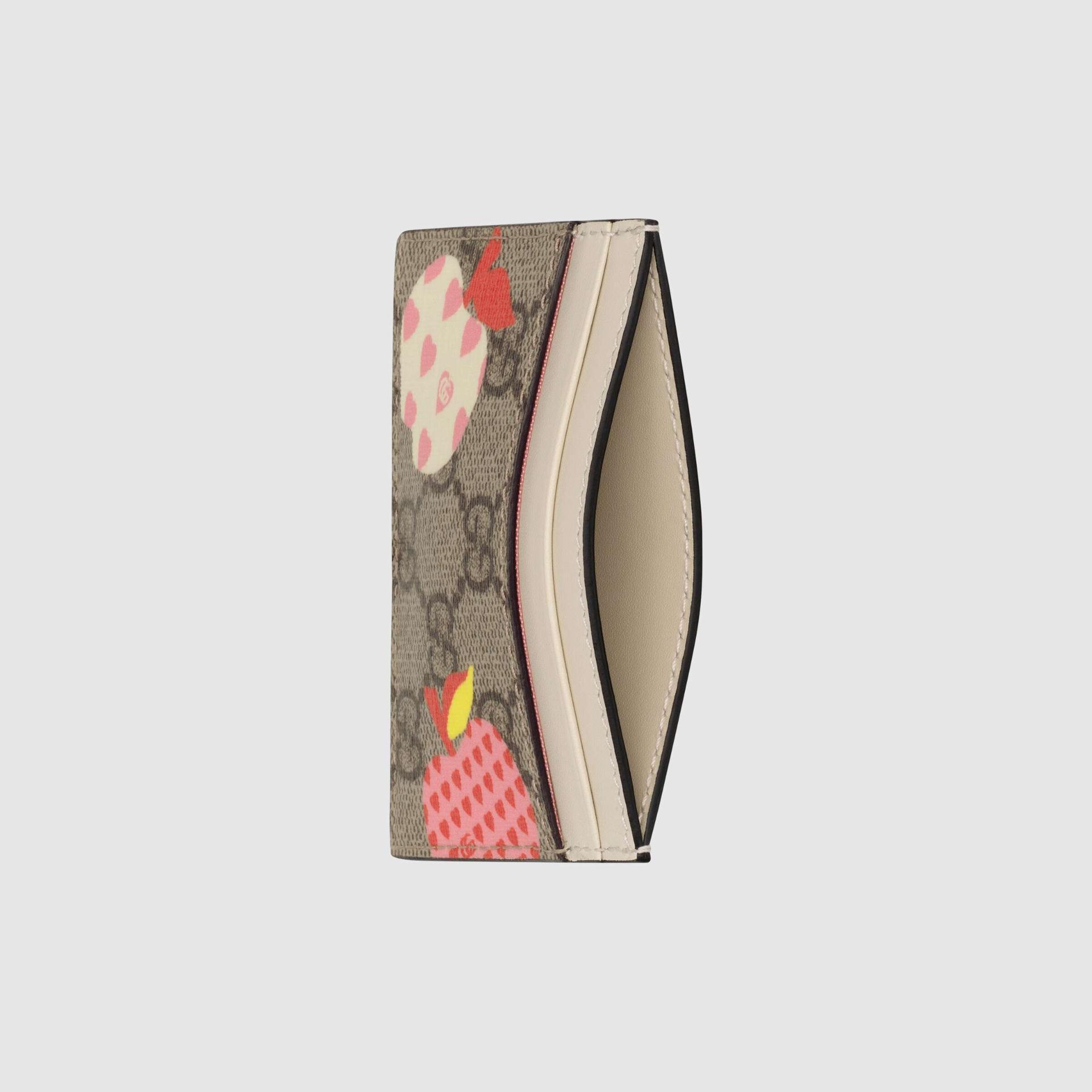 유럽직배송 구찌 GUCCI Gucci - Gucci Les Pommes card case wallet  66392322KAG9799