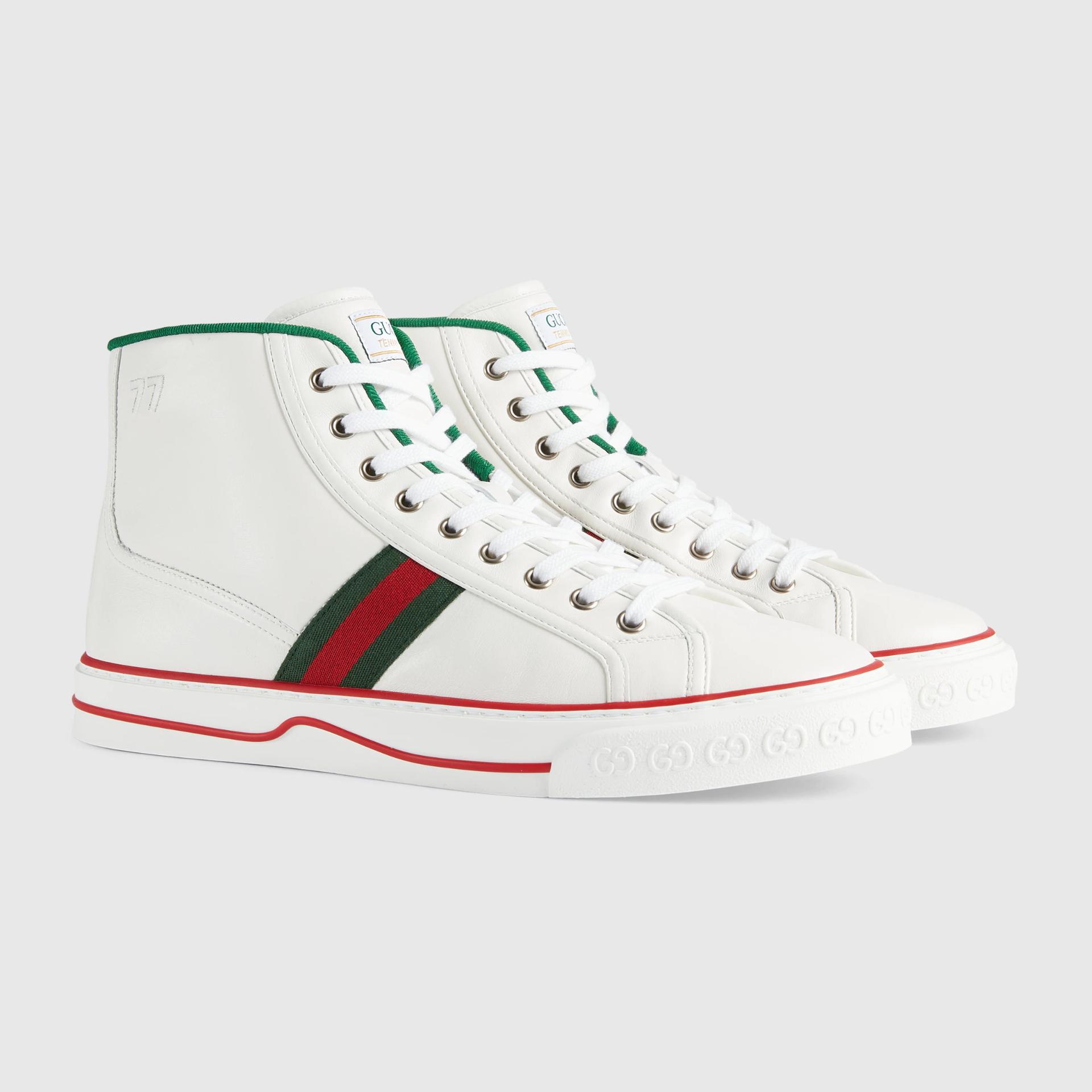 유럽직배송 구찌 GUCCI Gucci - Men's Gucci Tennis 1977 high top sneaker 64473417L209071
