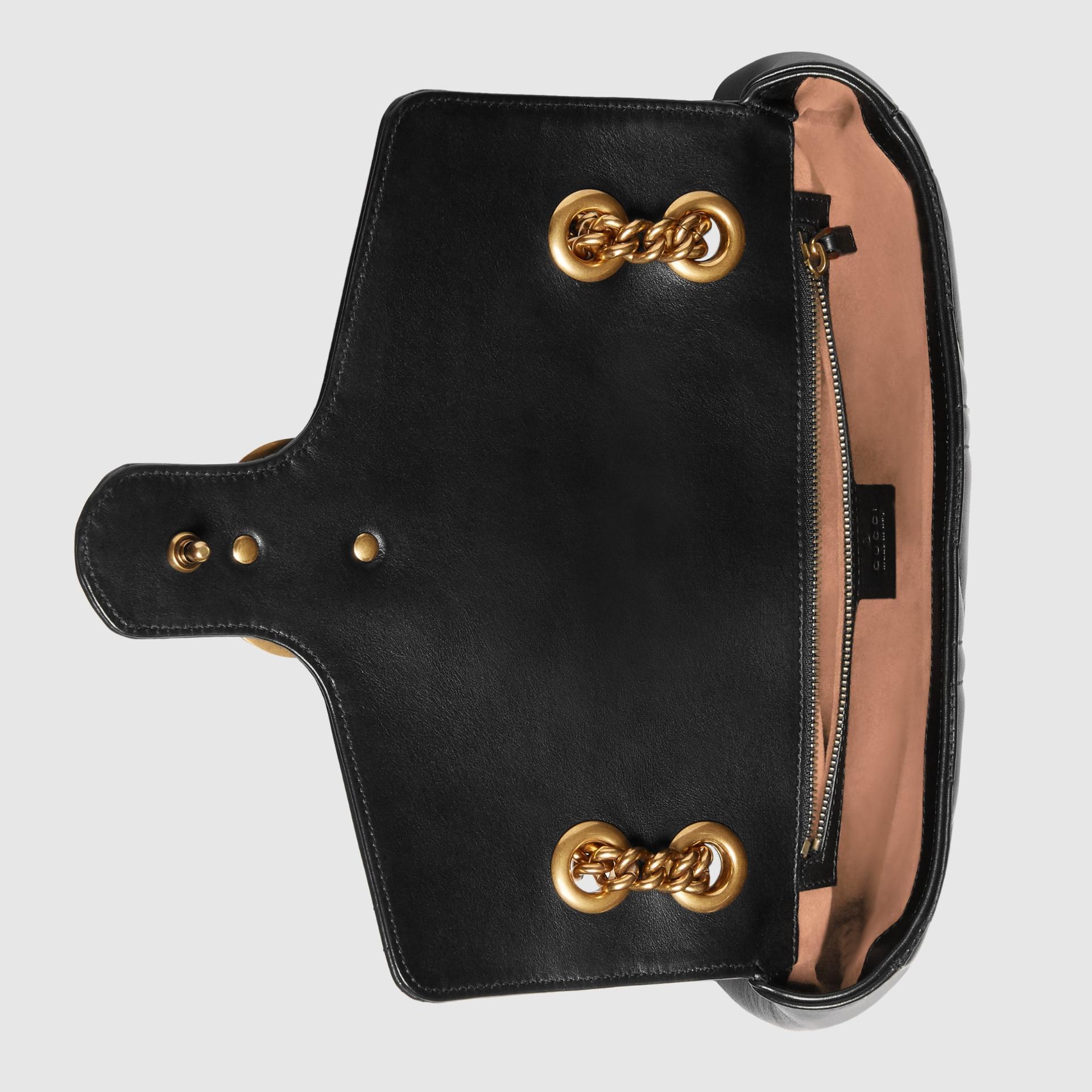 유럽직배송 구찌 GUCCI Gucci 2017 Re-Edition GG Marmont bag 443497DRWWR1091