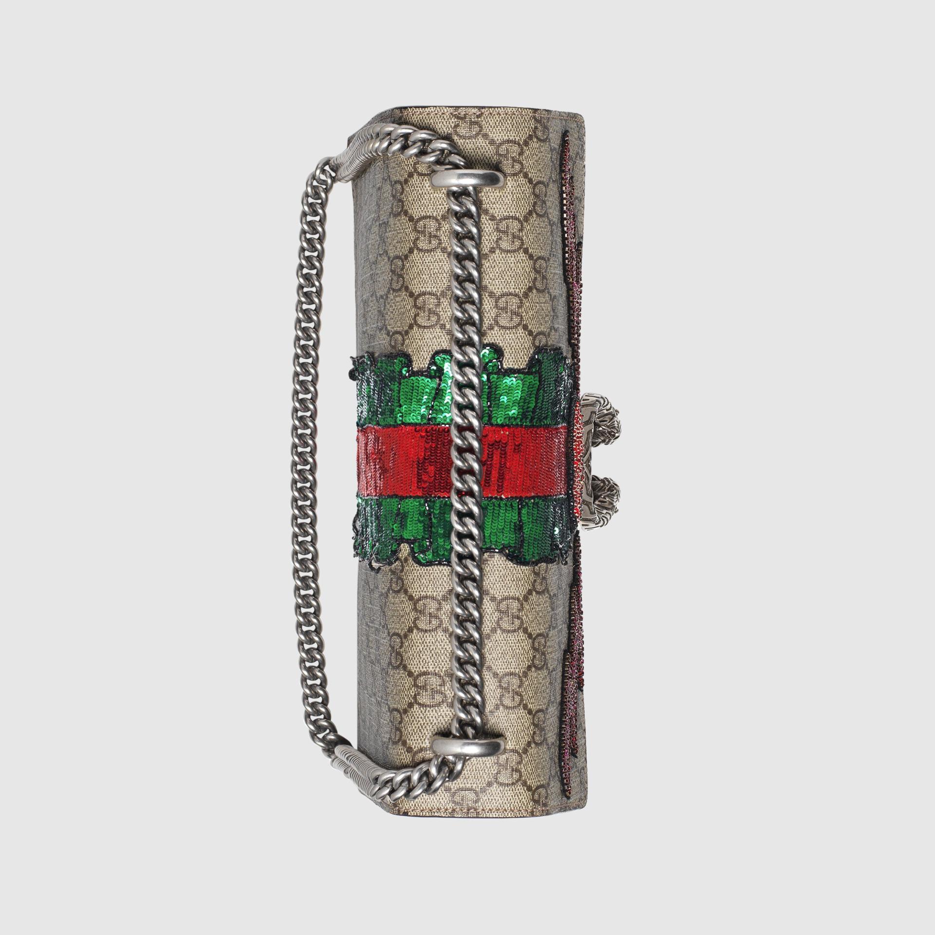 유럽직배송 구찌 GUCCI Gucci 2016 Re-Edition Dionysus bag 400235KWZYR8700