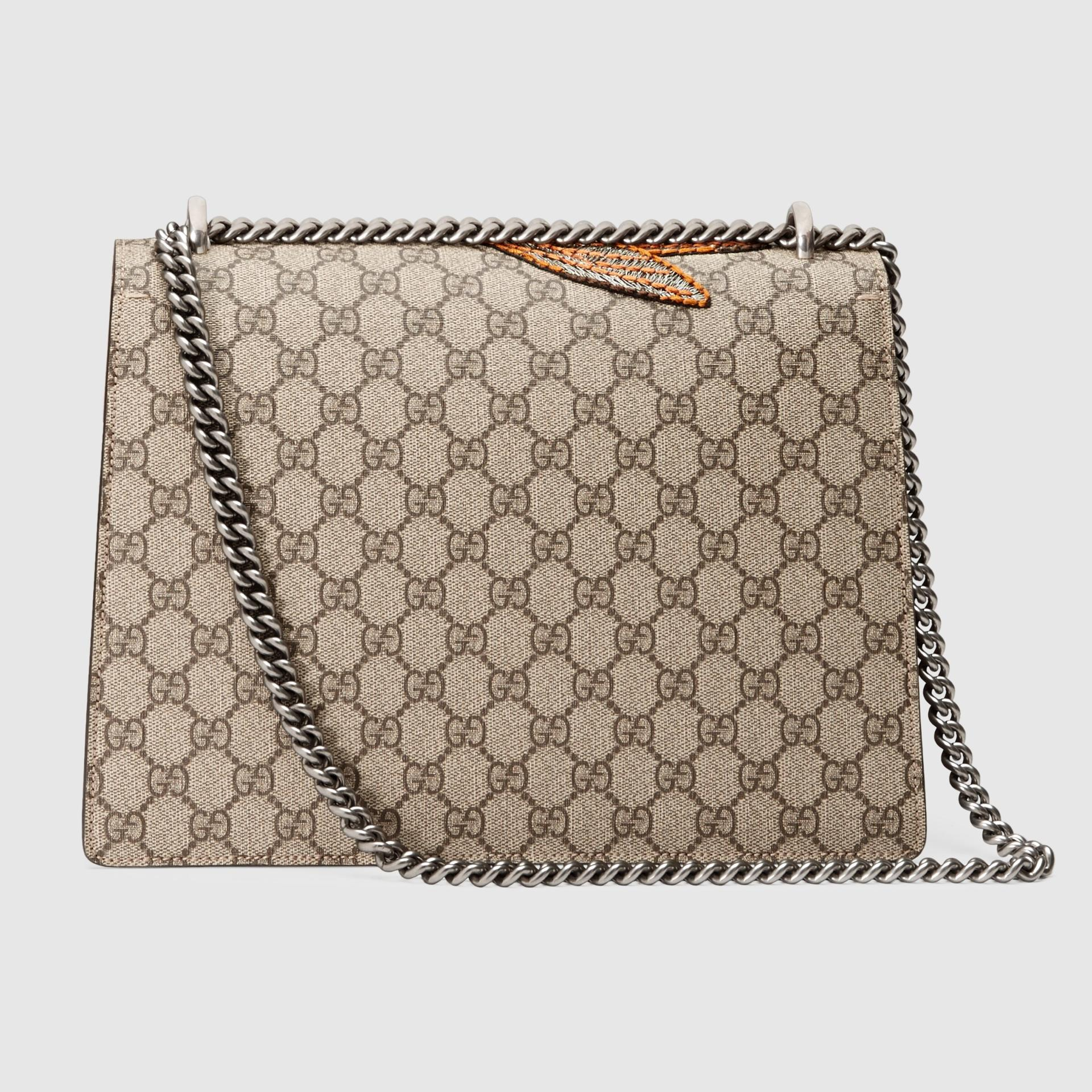 유럽직배송 구찌 GUCCI Gucci 2015 Re-Edition Dionysus bag 400235KHNTR8700