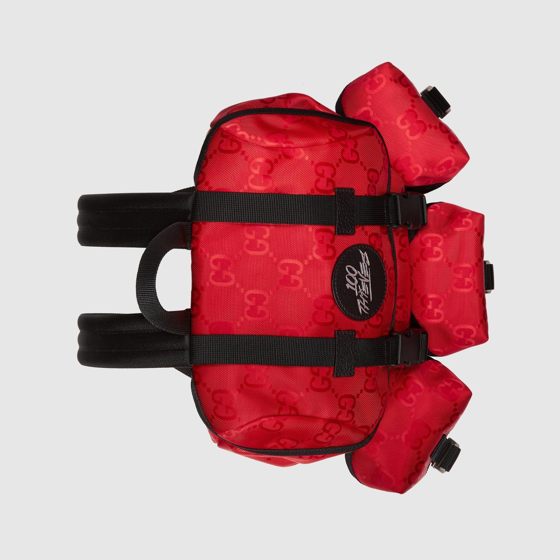 유럽직배송 구찌 GUCCI Gucci - 100 Thieves x Gucci Off The Grid backpack 626160UKDJC6249
