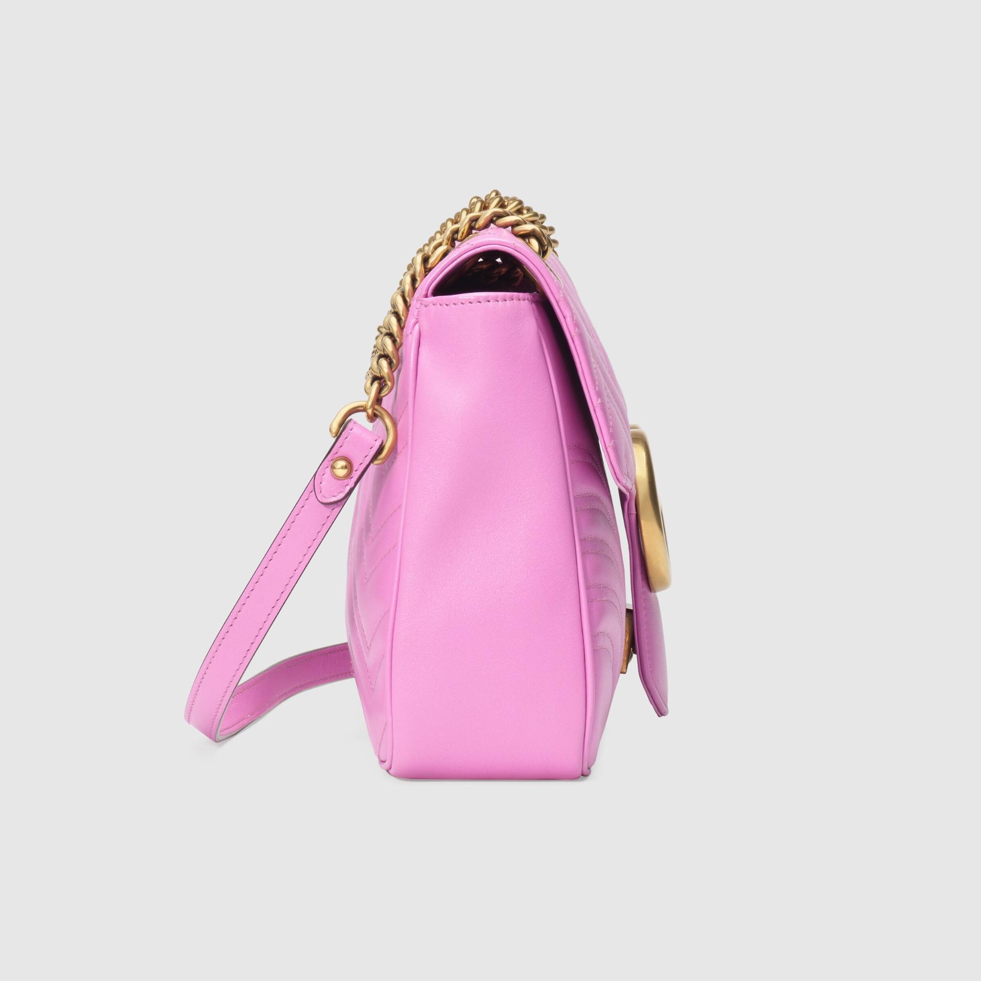유럽직배송 구찌 GUCCI Gucci 2016 Re-Edition GG Marmont bag 443496DTDIR5554