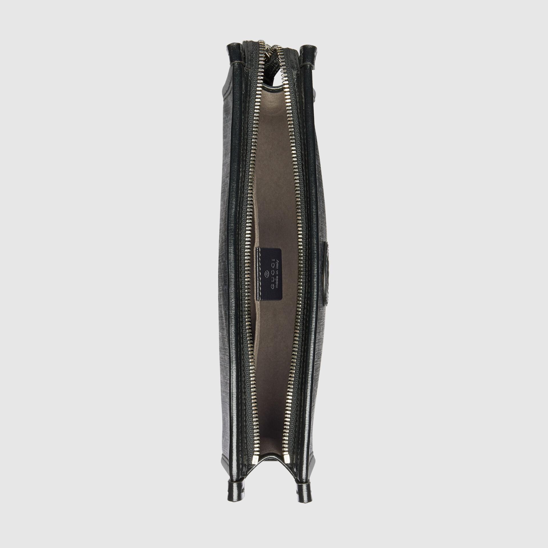 유럽직배송 구찌 GUCCI Gucci Beauty case with Interlocking G 67295692TCN1000