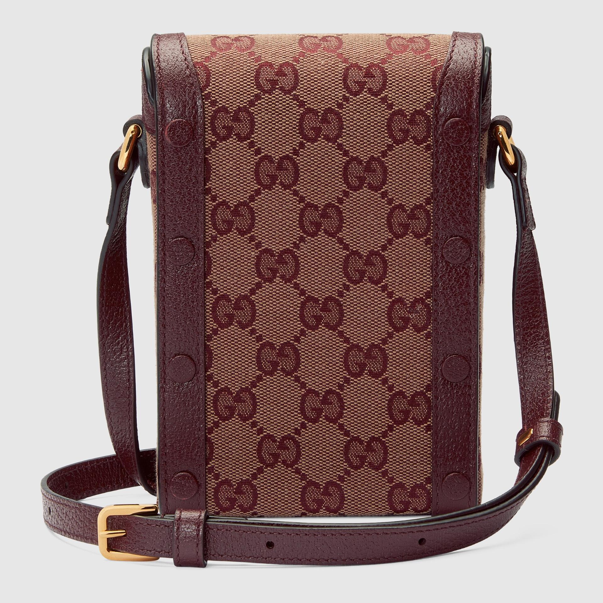 유럽직배송 구찌 GUCCI Gucci - Gucci Horsebit 1955 mini bag 625615F6B3G9865