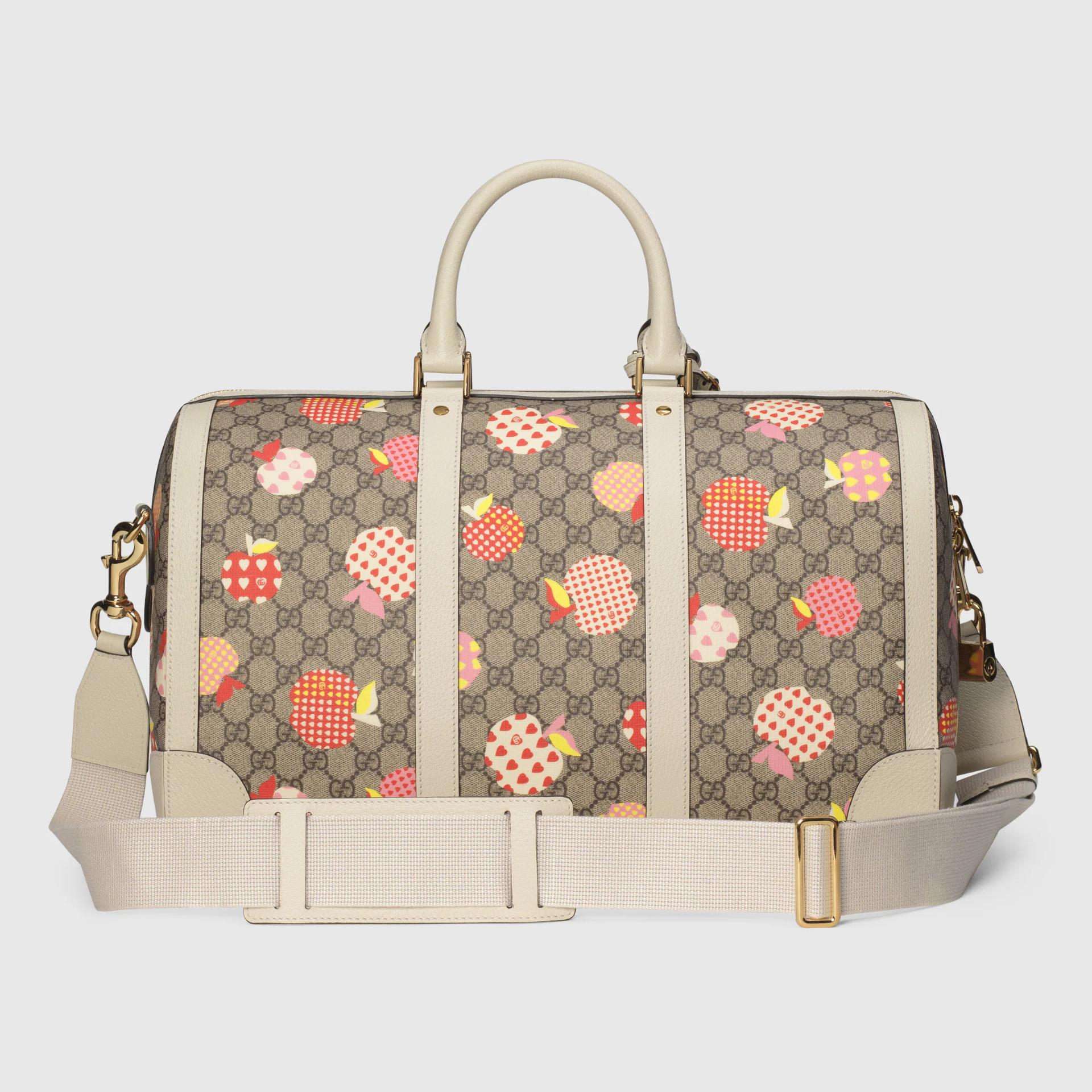 유럽직배송 구찌 GUCCI Gucci - Gucci Les Pommes duffle bag  64808522KFG9799