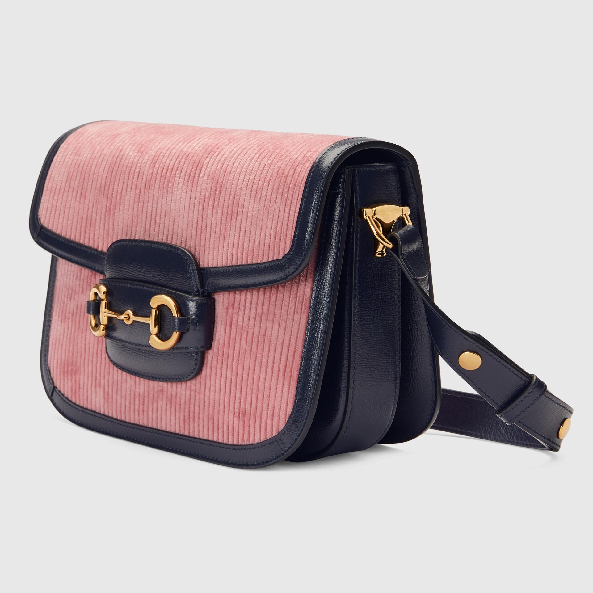 유럽직배송 구찌 GUCCI Gucci - Gucci Horsebit 1955 small bag 6022042S8AG6781