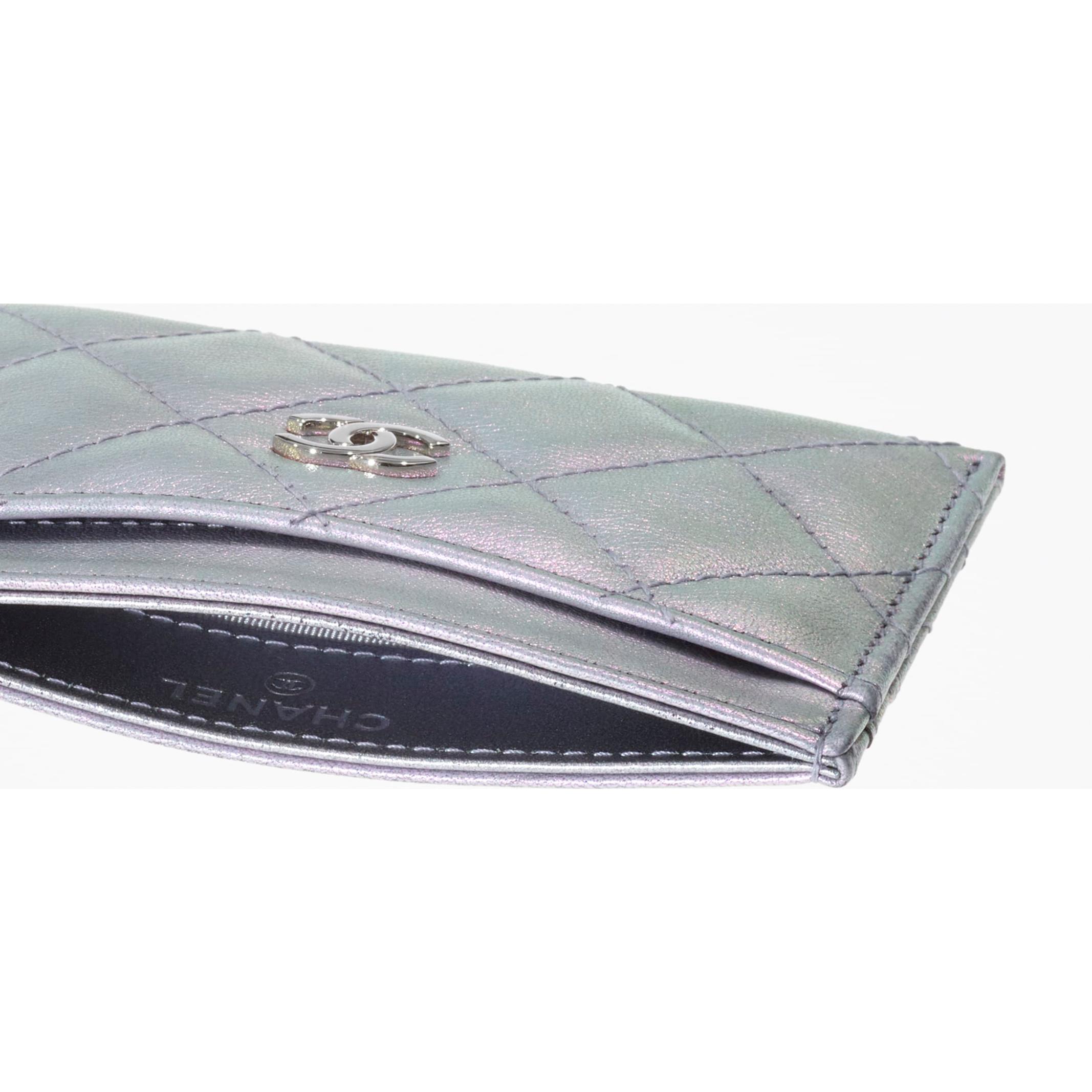 유럽직배송 샤넬 CHANEL Classic Card Holder AP0213B06640NF622