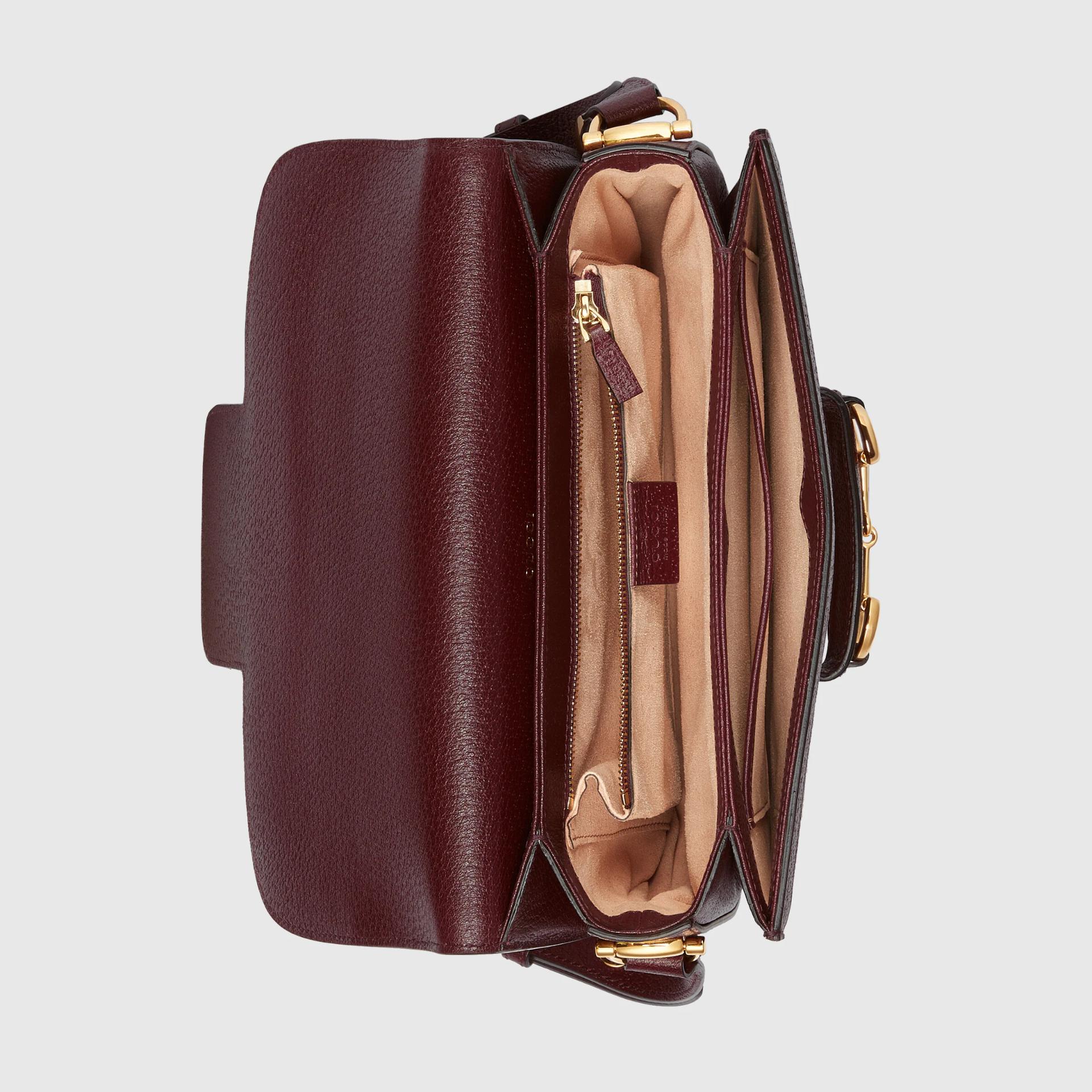 유럽직배송 구찌 GUCCI Gucci - Gucci Horsebit 1955 small bag 6022049Y9NG9865