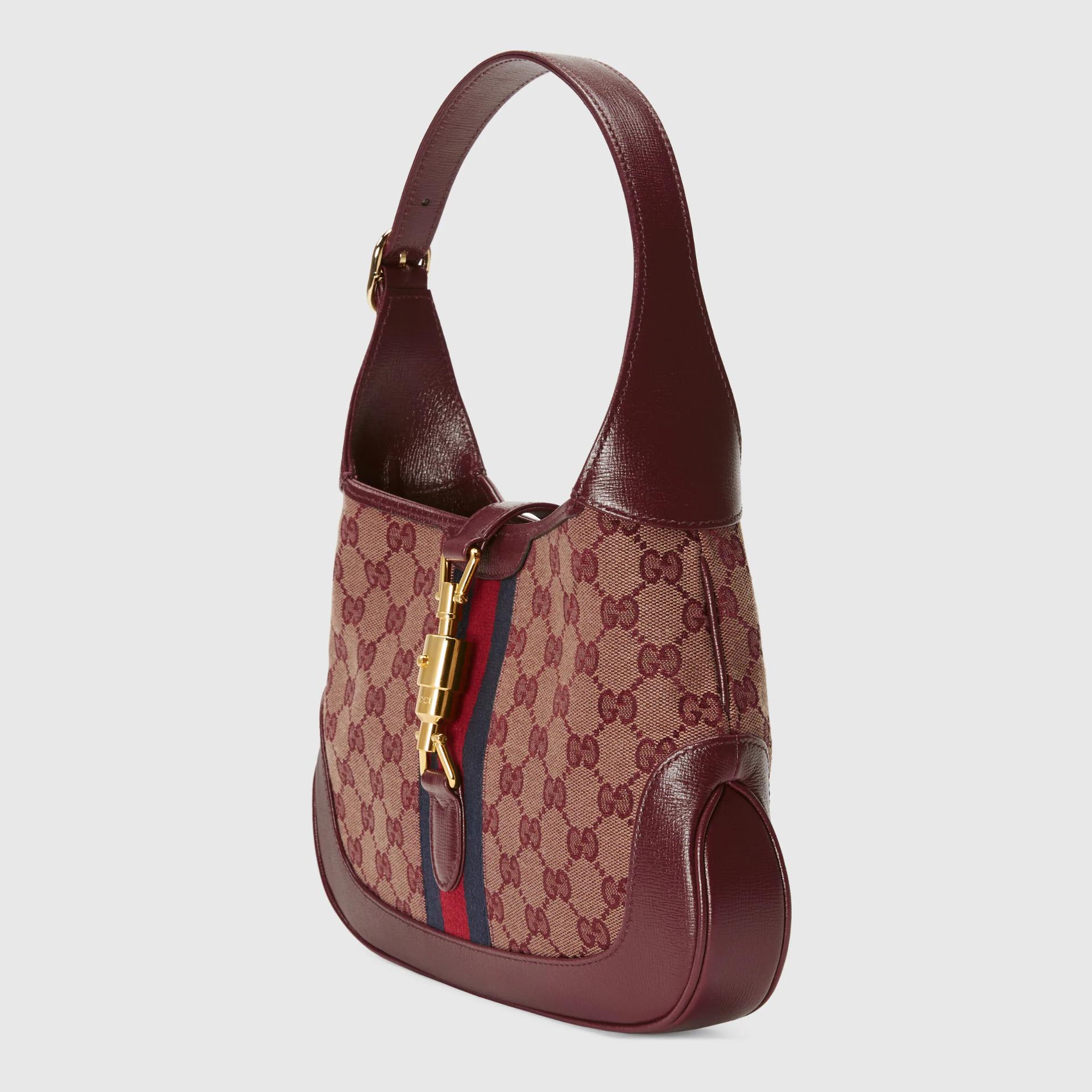 유럽직배송 구찌 GUCCI Gucci Jackie 1961 small shoulder bag 636706GY5WG9864