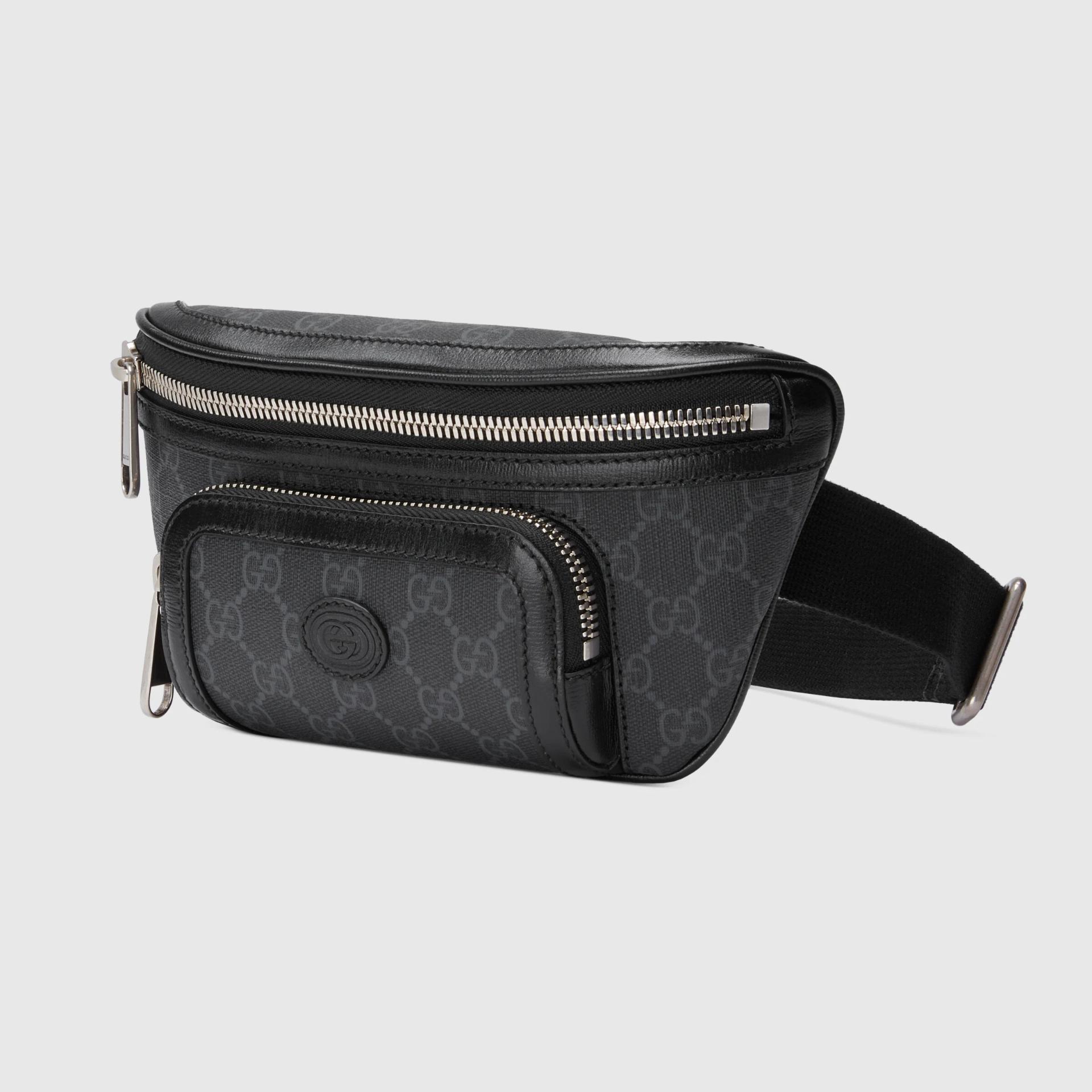 유럽직배송 구찌 GUCCI Gucci Belt bag with Interlocking G 68293392THN1000
