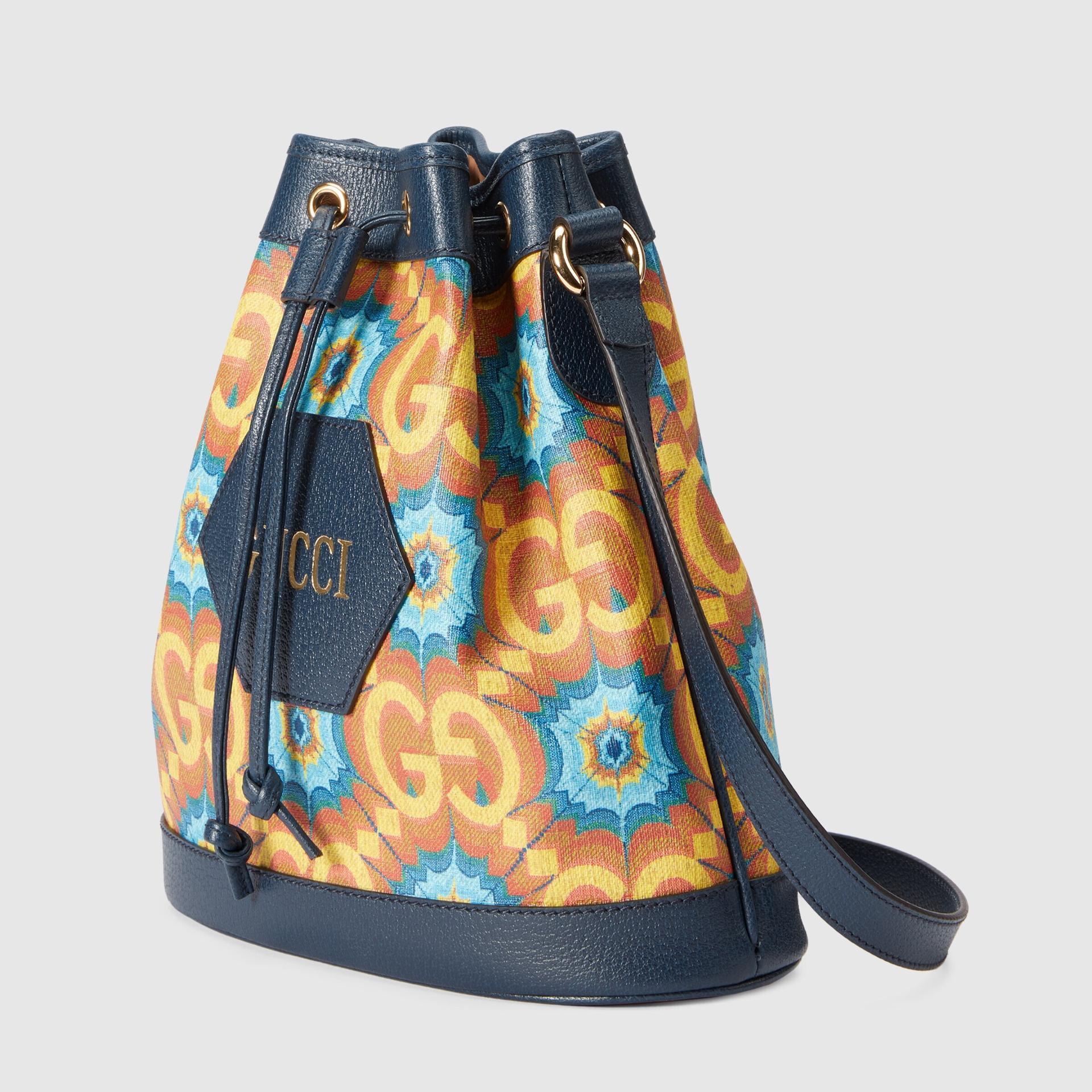 유럽직배송 구찌 GUCCI Gucci - Gucci 100 Ophidia mini bucket bag 676682UMZAG4271